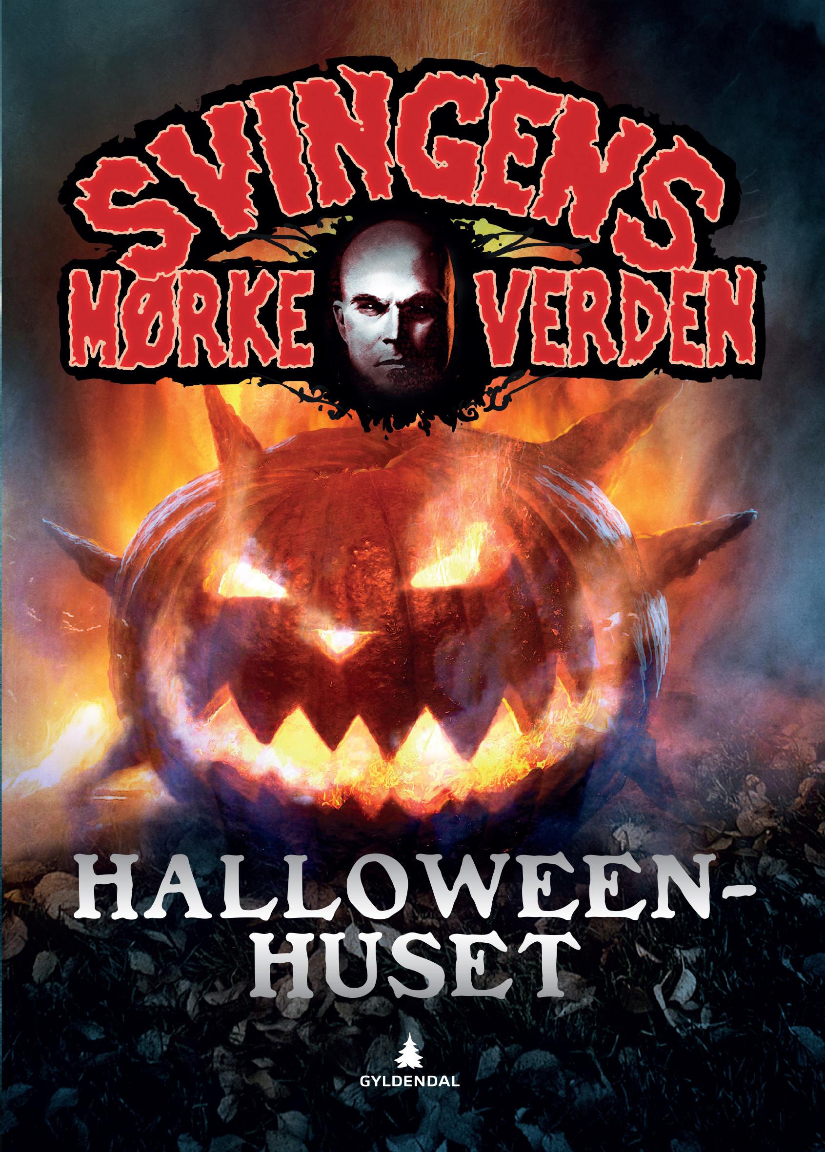 Halloweenhuset Arne Svingen