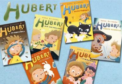 Hubert-bøker